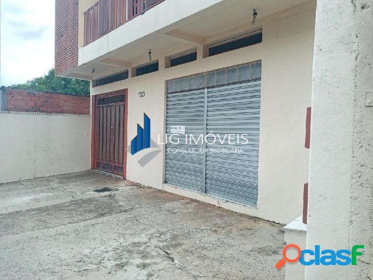 Alugo salão comercial em sorocaba - vila barão - 82 m2 - ótima localização