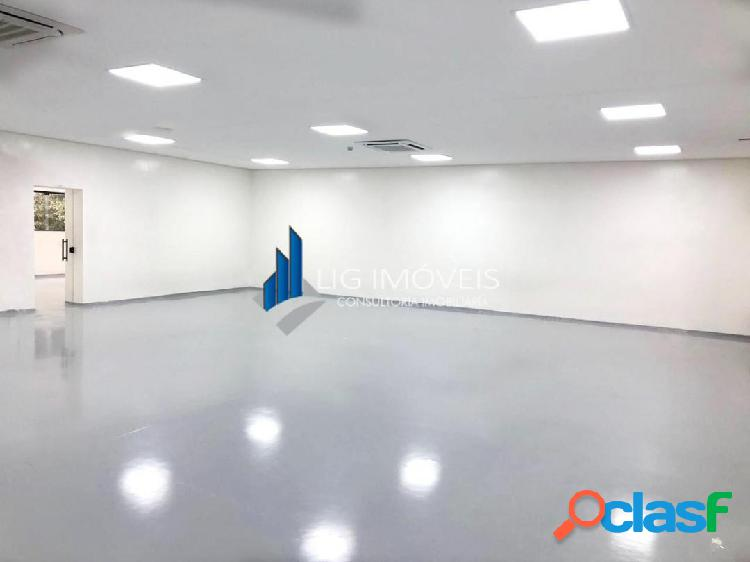 Alugo sala comercial no centro empresarial bandeiras - 260 m