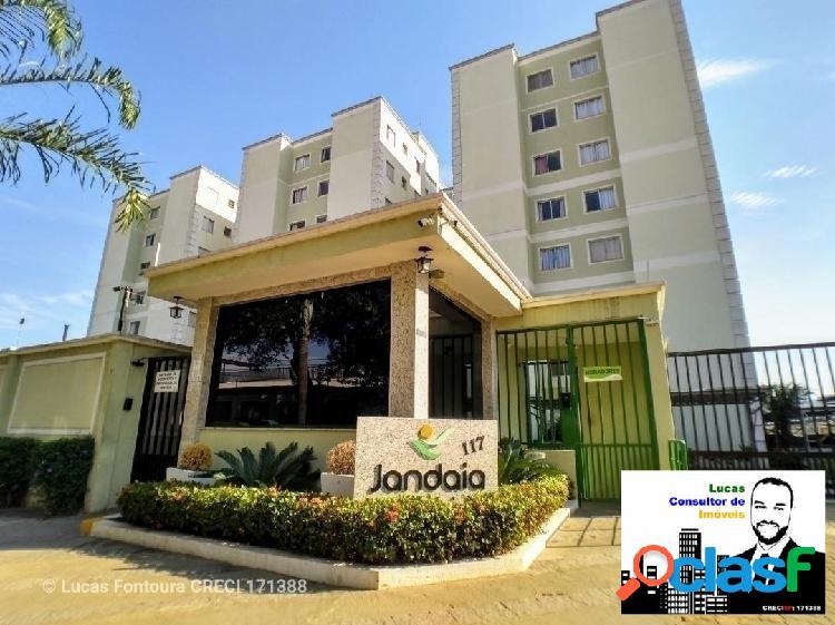 Apartamento de 66 m² no condomínio spazio jandaia em jundiaí