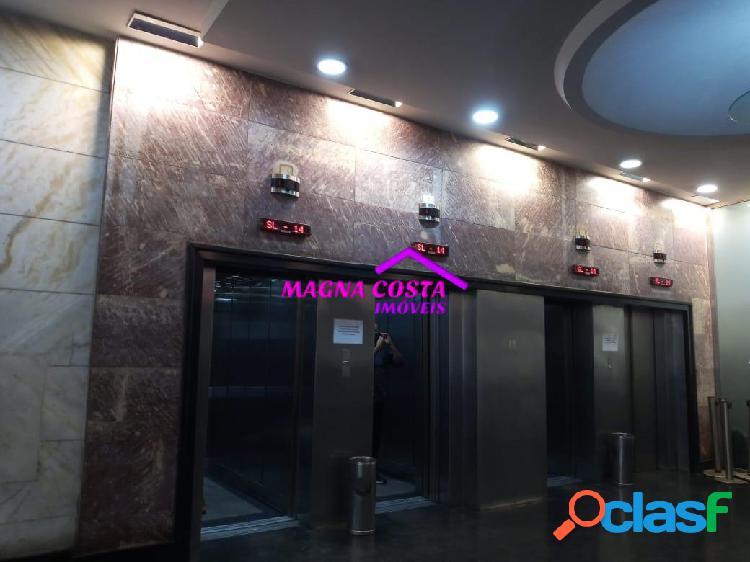 Sala comercial - rua senador dantas - centro