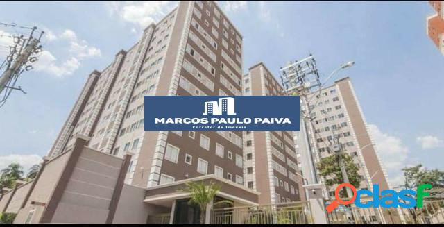 Apartamento em guarulhos no spazio santa isabel com 45 m² 2 dorms 1 vaga