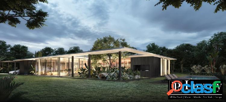 Sports house na fazenda boa vista   457 à 531m²   5 suítes   em obras