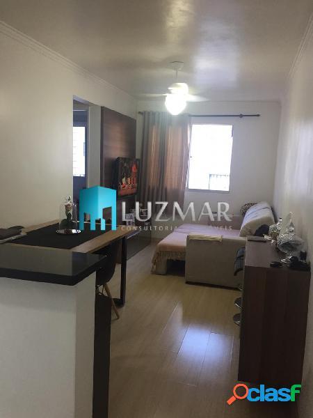 Apartamento com dois dormitórios - horto do ypê