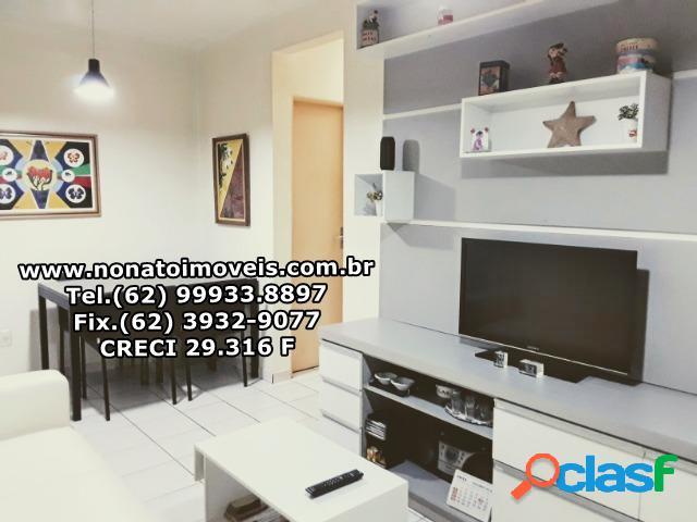 Apartamento para venda, 2 quartos, no parque flamboyant 118mil