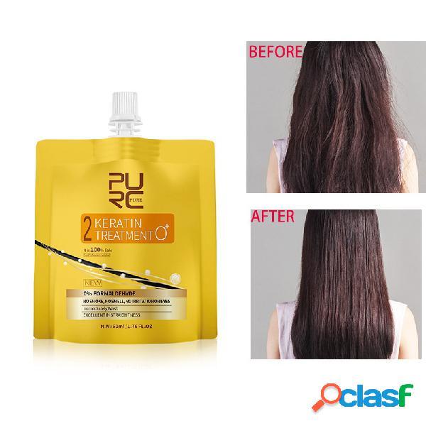 2019 nova essência cuidados com os cabelos 50 ml nutrição hidratante anti-dividir reparo cuidados com os cabelos