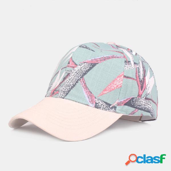 Mulheres homens camuflagem boné de beisebol ao ar livre viagens chapéu