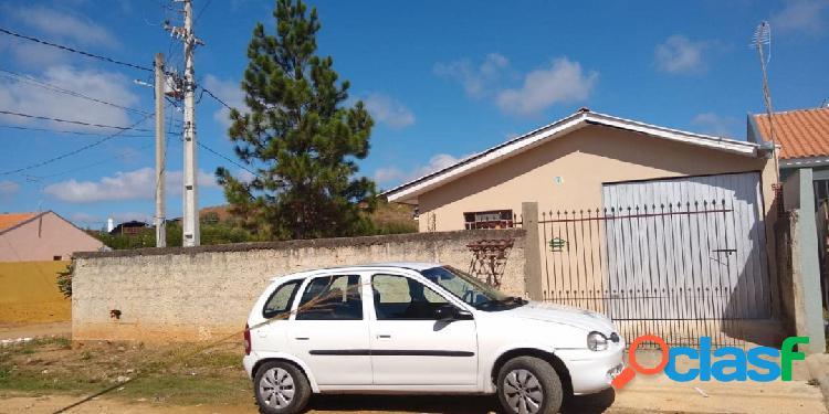 Casa com 90 m² terreno de 224 m² no campo do santana - morar ou construir