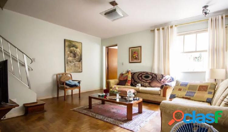 Casa para aluguel em pinheiros com 3 quartos, 1 vaga e 235m²