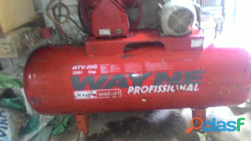 compressor wayne profisional