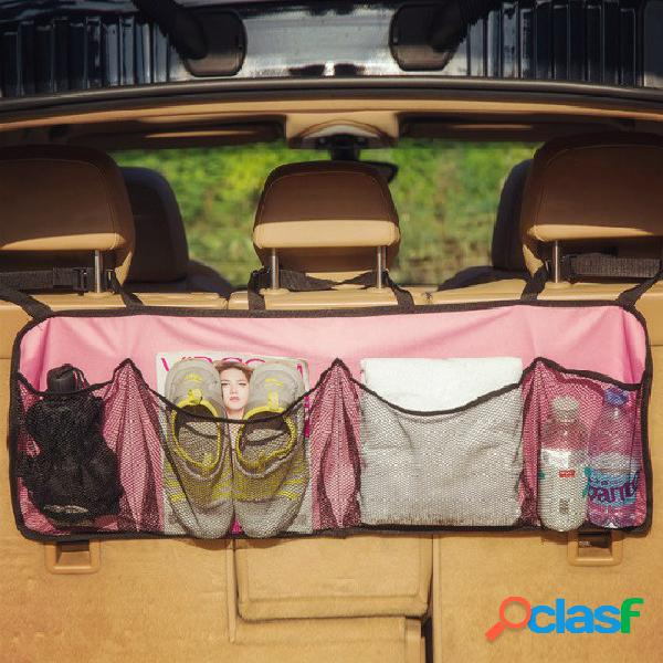 Armazenamento do porta-malas do carro bolsa armazenamento bolsa armazenamento multifuncional do carro bolsa assento traseiro bolsa