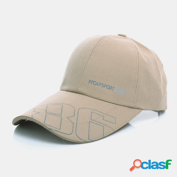 Protetor solar masculino pesca ao ar livre viagem casual aba larga viseira sol chapéu beisebol chapéu