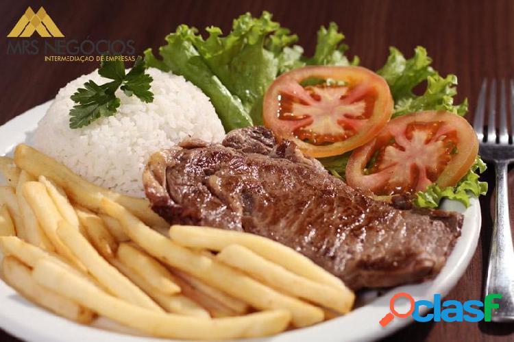 Mrs negócios - restaurante à venda no bairro bom fim - porto alegre/rs