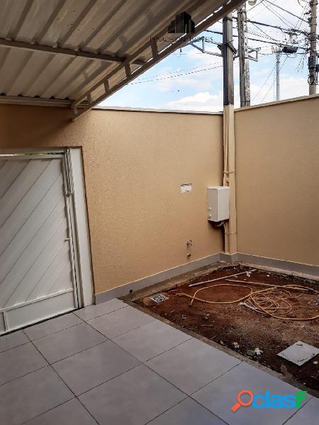 Casa nova no bairro jardim guanabara