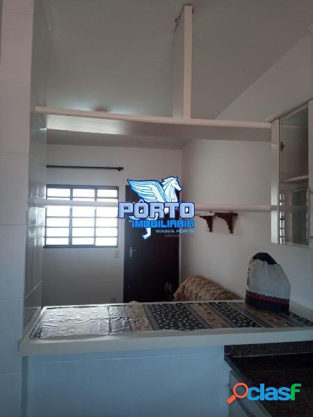 Edifício sta clara- 01 dormitório mobiliado