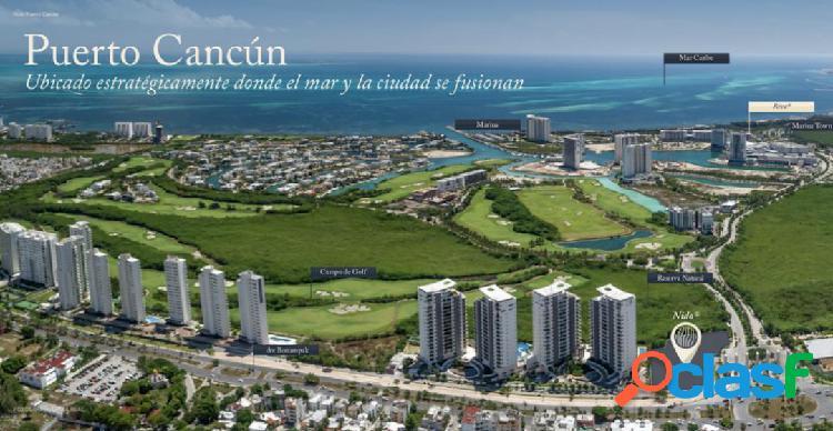 Oficinas en preventa, nido puerto cancun.