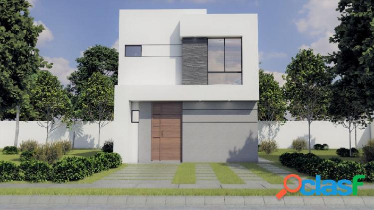 Casa modelo enebro sonterra residencial mazatlan sinaloa