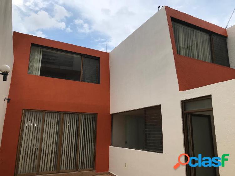 Hermosa casa en venta en la loma morelia michoacan