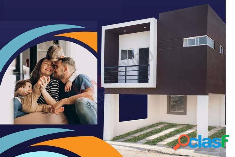 Preventa de casas en zona del pacífico, tu casa nueva en diciembre 2020