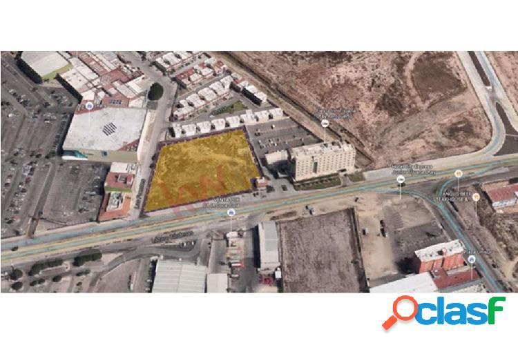 Terreno comercial en venta en otay, a un lado de hotel en tijuana x m2