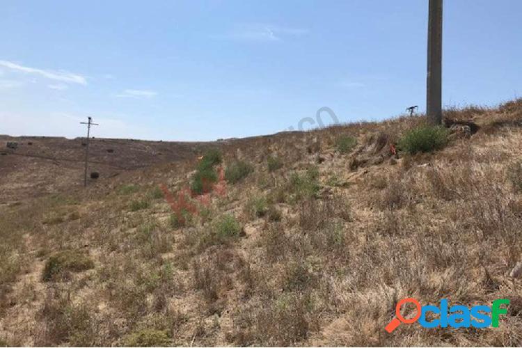 Terreno de oportunidad para inversión, cerca blvd 2000 vista a la montaña