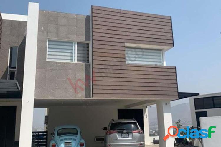Casa en venta en las huertas tijuana, estupenda residencia nueva