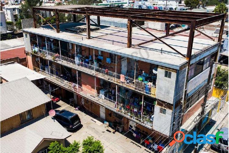 Edificio en venta con 13 departamentos disponibles. en otay nueva tijuana.