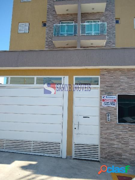 Apartamento de cobertura sem condomínio em santo andré