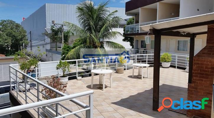 Apartamento para venda 3 quartos na praia do siqueira em cabo frio