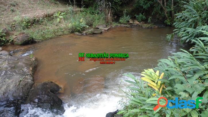 Sítio com riacho, cachoeira e Lago em São Francisco Xavier 2