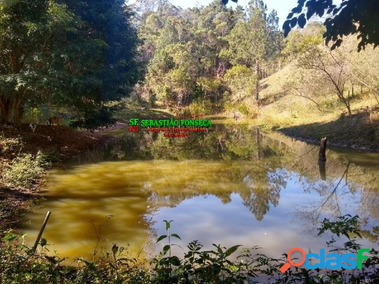 Fazenda com 26 alqueires em são luíz do paraitinga