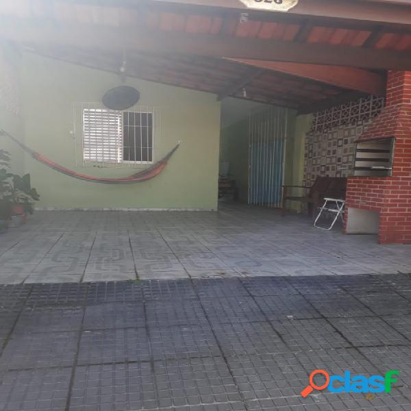Casa geminada - próximo comércios e praia bopiranga - itanhaém - sp