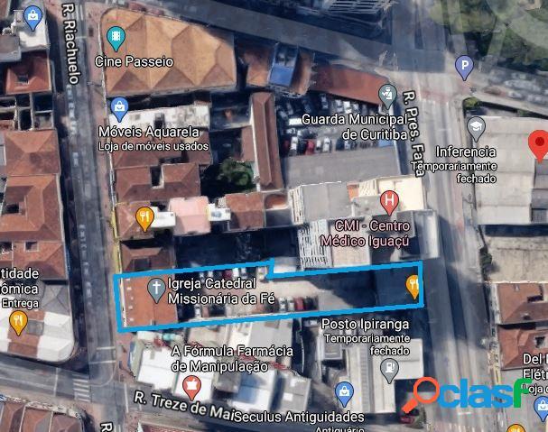 Terreno central totalizando 982,00 m² - oportunidade para investidores