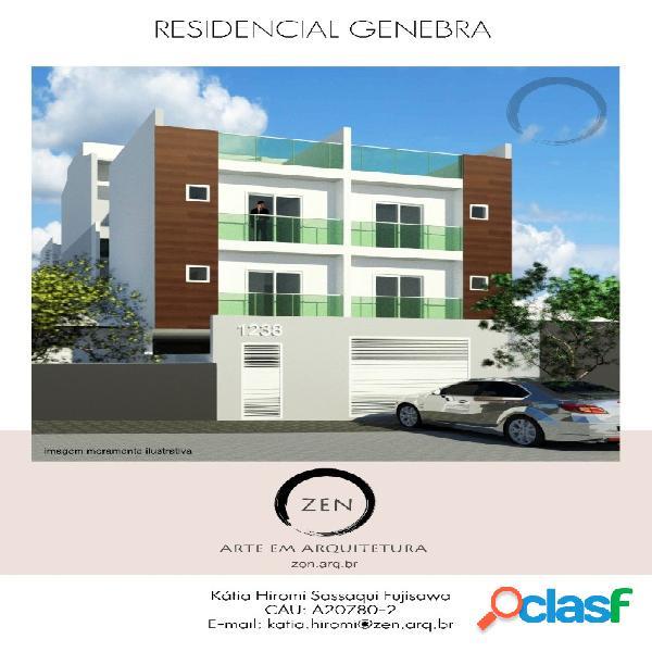 Apartamento sem condomínio em obras - pq. novo oratório