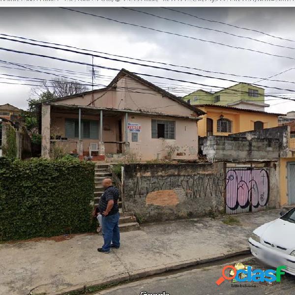 Terreno com casa antiga metro itaquera