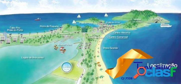 Lotes Residenciais e Comerciais em Arraial do Cabo! 1