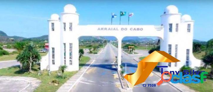 Lotes Residenciais e Comerciais em Arraial do Cabo! 2