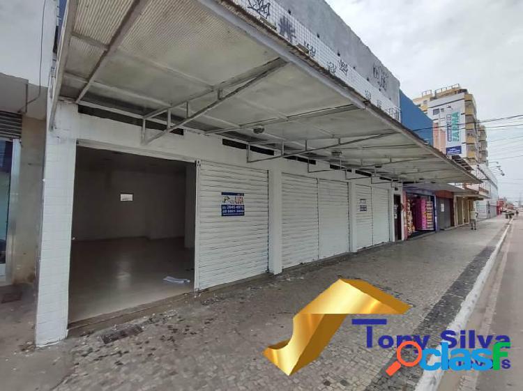 Aluguel fixo!excelentes lojas na principal avenida de cabo frio