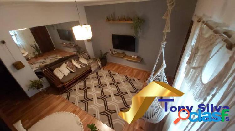Excelente casa em condomínio de 2 quartos no Parque Burle!!! 3