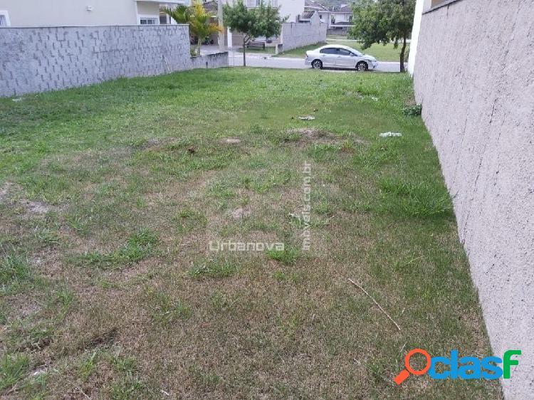 Terreno residencial em Urbanova - Condominio Alto Serra VI - 250m2