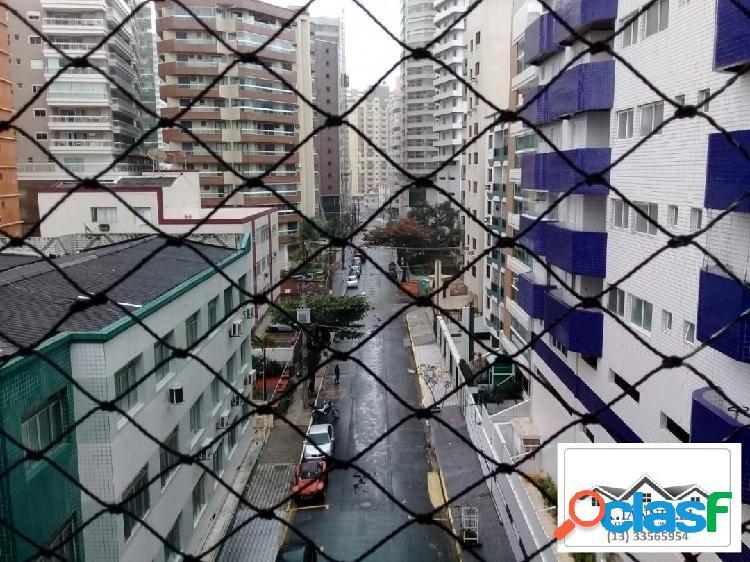 Apartamento 2 Dormitórios Praia Grande / Canto do Forte / 50 metros Praia 3