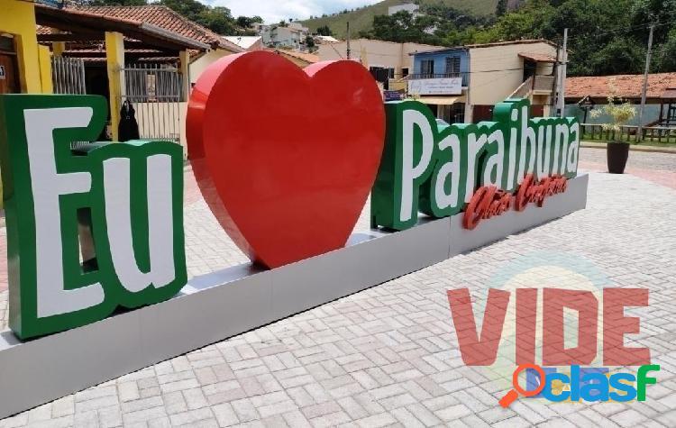 Paraibuna: sítio com 5 alqueires, casa, lagos, nascente e mata nativa
