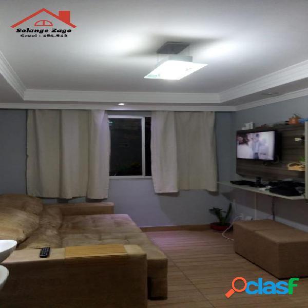 Lindo apartamento no horto do ypê - 2 dorms - 46 mts - saint acacio