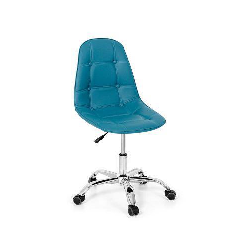 Cadeira office eiffel boton/u00ea base girat/u00f3ria -
