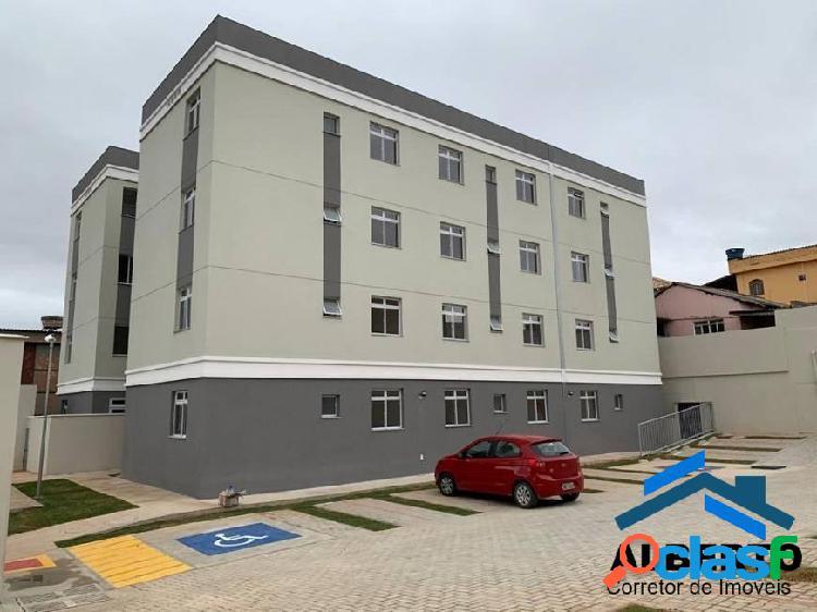 Apartamento de dois quartos jardim industrial (contagem)