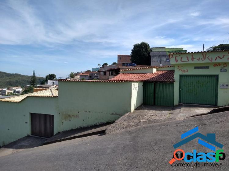 Casa dois quartos no vale do jatoba (barreiro)