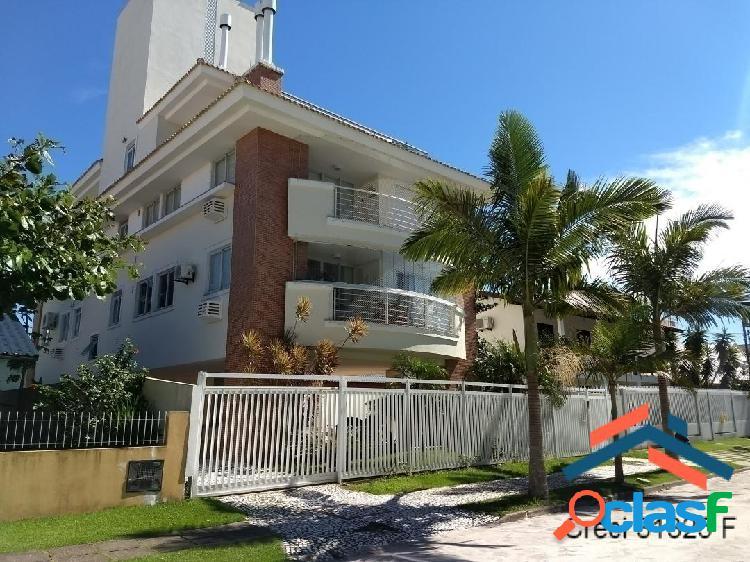 Apartamento 3 quartos a 150 metros da praia mobiliado