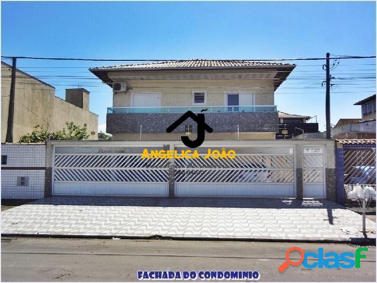 Casa em condomínio 02 dormitórios $180mil - tude bastos