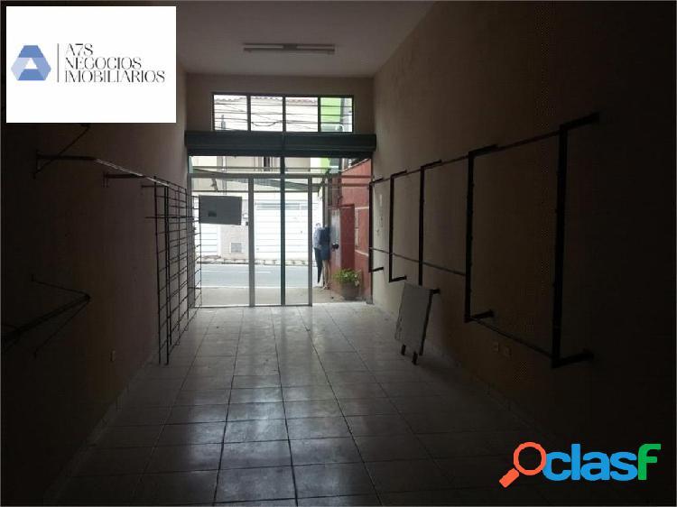 Salão comercial para locação no centro com 75m² - sorocaba - sp