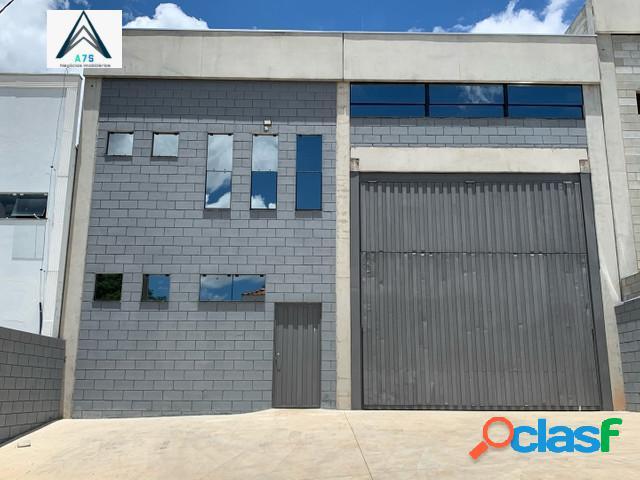 Galpão para locação 330 m² -sorocaba-sp