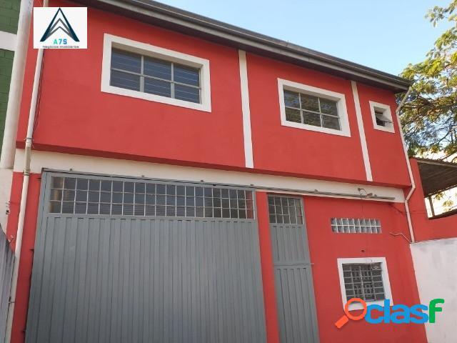 Galpão para locação 485 m² - sorocaba – sp